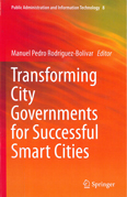 Transforming city governments for successful smart cities